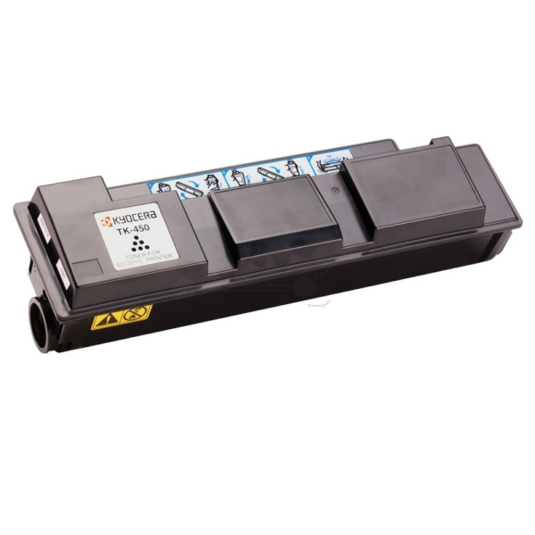 KYOCERA 1T02J50EU0 (TK-450) Toner black, 15K pages