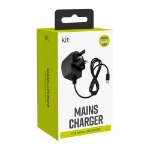 Kit 8600BMCRF mobile device charger Black Indoor