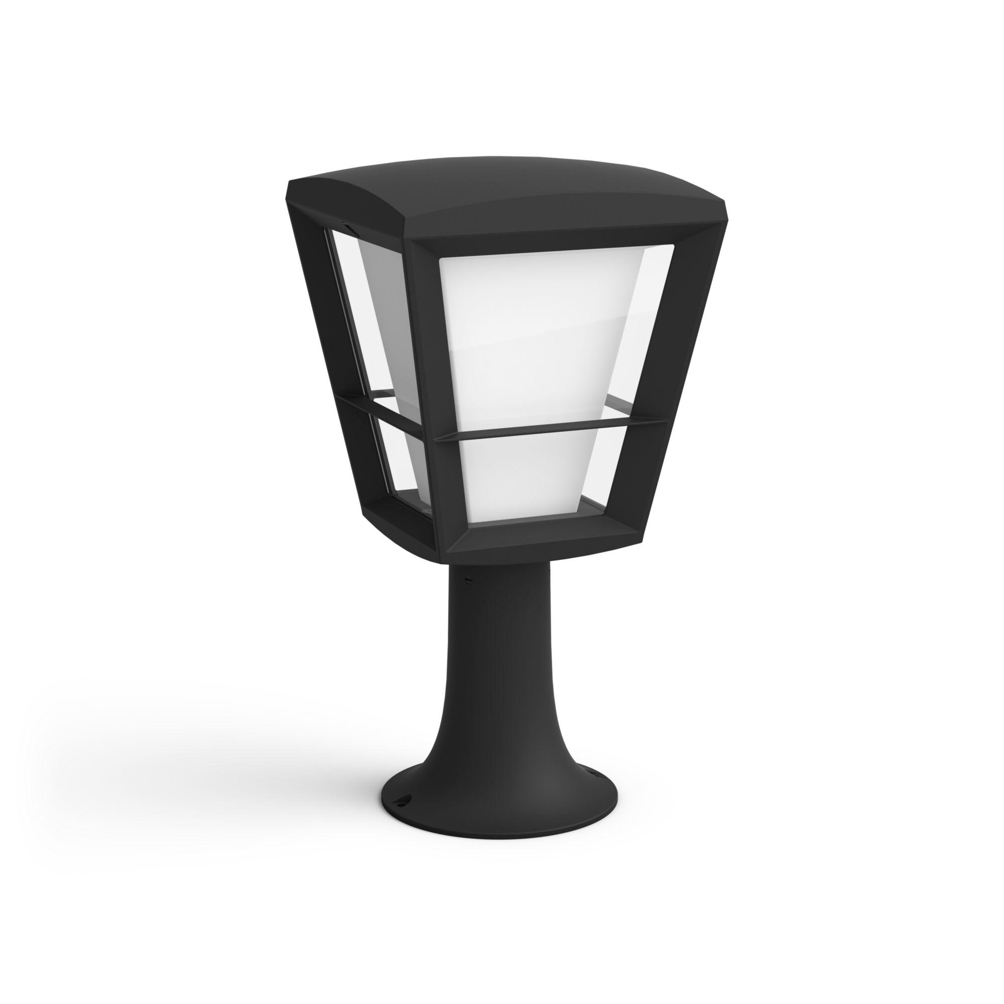 Philips Hue White and Color ambiance Lámpara de pedestal para exteriores Econic