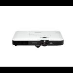 Epson EB-1780W data projector Desktop projector 3000 ANSI lumens 3LCD WXGA (1280x800) Black, White