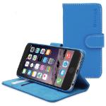 "TheSnugg B00NVMQ4RC 5.5"" Folio Blue mobile phone case"