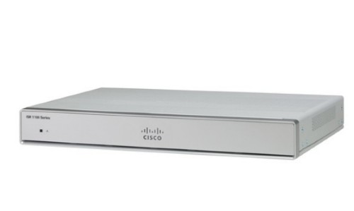 Cisco C1117-4P wired router Silver