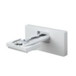 Epson ELPMB62 project mount Wall White