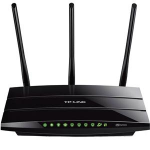 TP-LINK Archer C5 Dual-band (2.4 GHz / 5 GHz) Gigabit Ethernet wireless router