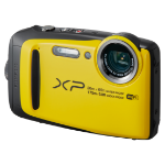 "Fujifilm FinePix XP120 Compact camera 16.4MP 1/2.3"" CMOS 4608 x 3456pixels Black,Yellow"