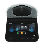 Mitel 50006580 IP phone Black