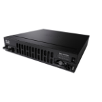 Cisco ISR 4321 Black wired router