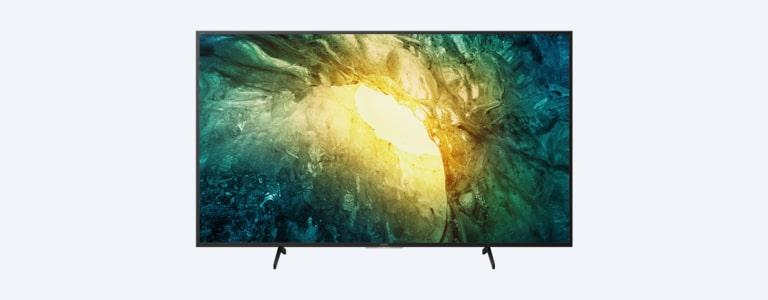 """Sony KD-49X7052 123.2 cm (48.5"""") 4K Ultra HD Smart TV Wi-Fi Black"""