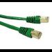 C2G 5m Cat5e Patch Cable cable de red Verde