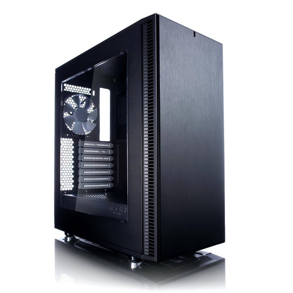 Fractal Design Define C - Window Black computer case