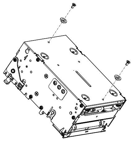 Zebra 103939 printer/scanner spare part Label printer