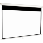 "Euroscreen C2217-D projection screen 2.36 m (93"") 16:9 Black, White"