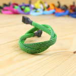 Gorilla Gaming MDPC-X NV CARBON GREEN BRAIDED 45CM SATACABLE