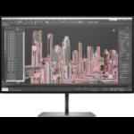 """HP Z27u G3 QHD 68.6 cm (27"""") 2560 x 1440 pixels Quad HD Silver"""