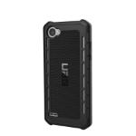 """Urban Armor Gear LGQ6-O-BK mobiele telefoon behuizingen 14 cm (5.5"""") Hoes Zwart"""