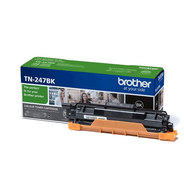 Toner Cartridge - Tn247bk - 3000 Pages - Black