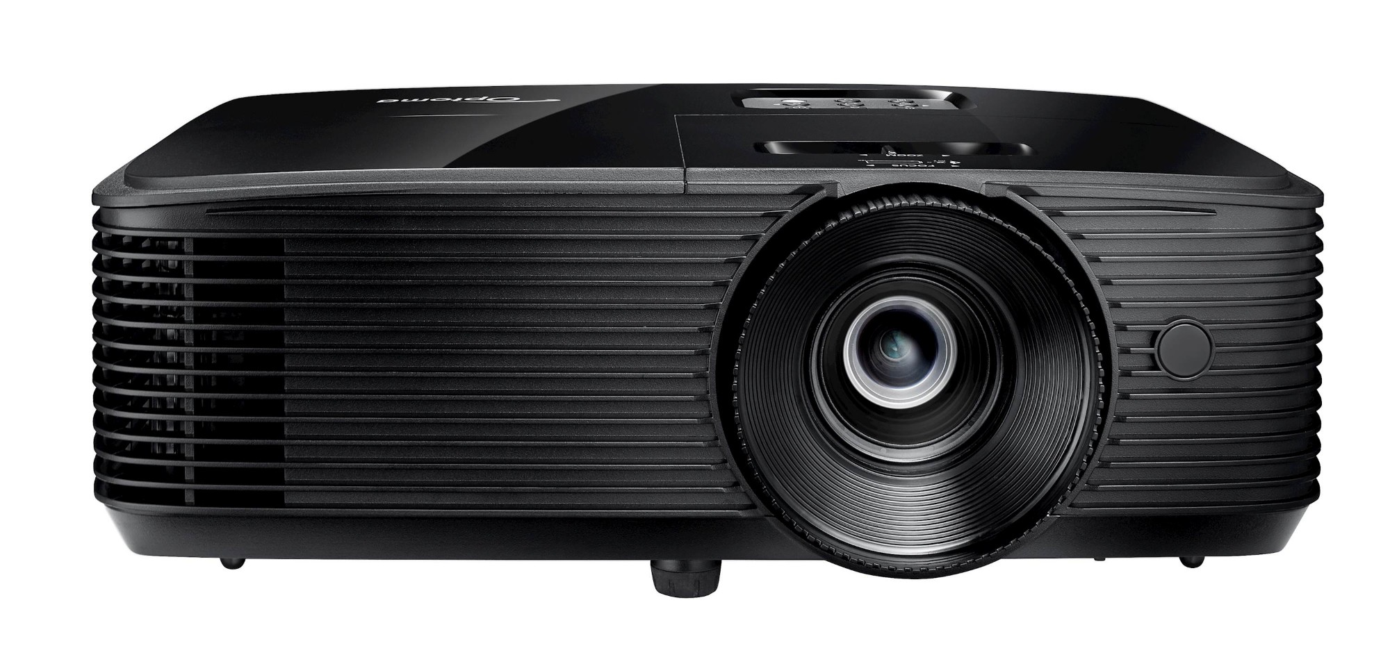 Optoma DH350 data projector 3200 ANSI lumens DLP 1080p (1920x1080) 3D Desktop projector Black