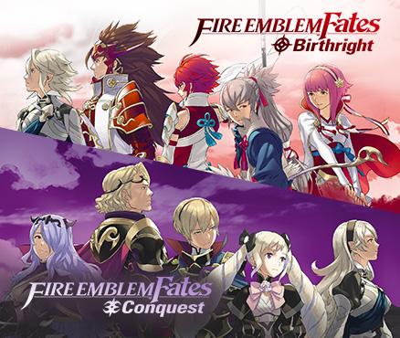 Nintendo Fire Emblem Fates: Conquest, 3DS