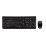 CHERRY DC 2000 keyboard USB QWERTY UK English Black