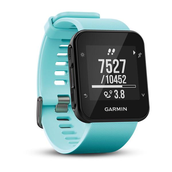 Garmin Forerunner 35 Bluetooth Black,Blue sport watch
