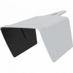 Axis 01692-001 beveiligingscamera steunen & behuizingen Beschermkap