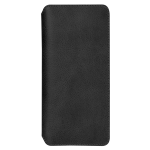 """Krusell Sunne mobile phone case 17.5 cm (6.9"""") Wallet case Black"""