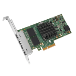 Lenovo Intel I350-T4 4xGbE BaseT Internal Ethernet 1000Mbit/s networking card