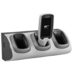 Zebra CRD-MC18-3SLCKH-01 Indoor Black,Grey mobile device charger