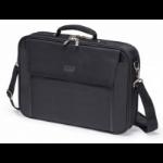 """Dicota D30491-V1 15.6"""" Briefcase Black notebook case"""