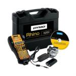 DYMO RHINO 5200 INDUSTRIAL LABELLER - HARD CASE KIT