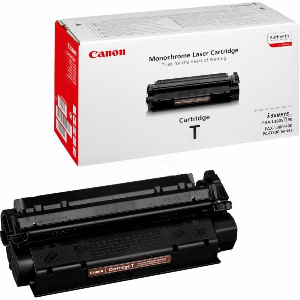 Canon 7833A002 (CARTRIDGE T) Toner black, 3.5K pages @ 5% coverage