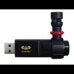 CAD Audio U9 PC microphone Black microphone