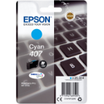 Epson C13T07U240 Ink cartridge cyan, 1.9K pages, 20ml
