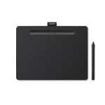 Wacom Intuos S graphic tablet 2540 lpi 152 x 95 mm USB/Bluetooth Black