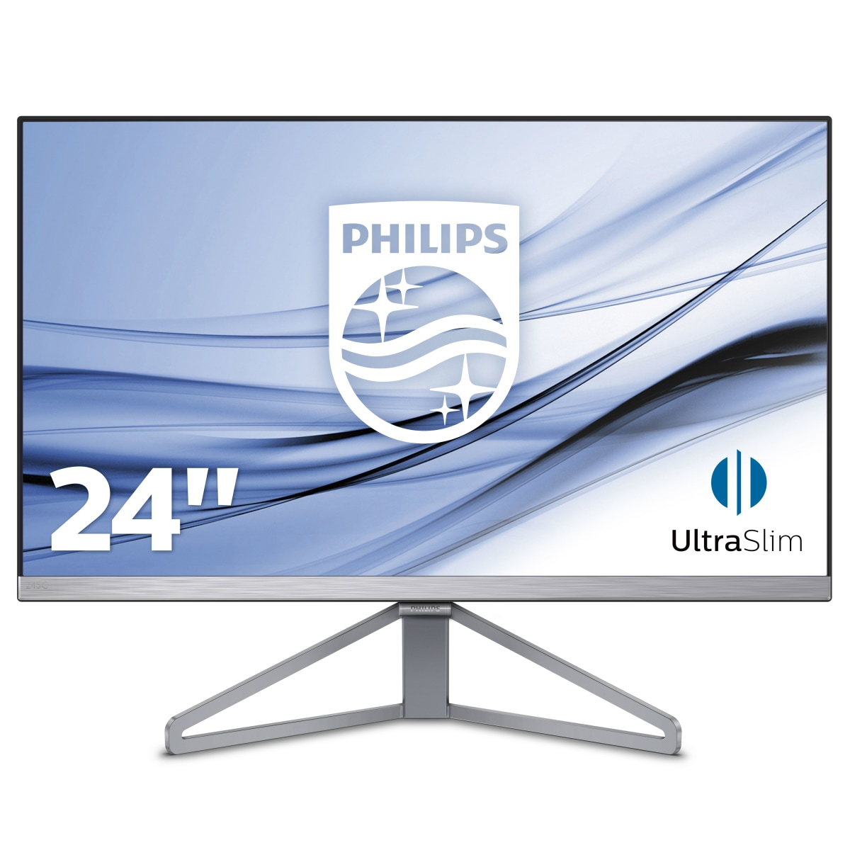 Philips C Line Slim monitor with Ultra Wide-Color 245C7QJSB/00