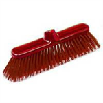 FSMISC BROOM HEAD SOFT RED 30CM RED P04048
