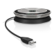 Sennheiser SP10 speakerphone Universal Silver USB 2.0