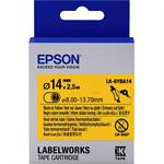 Epson C53S656905 (LK-6YBA14) Embossing tape, 14mm x 2,5m