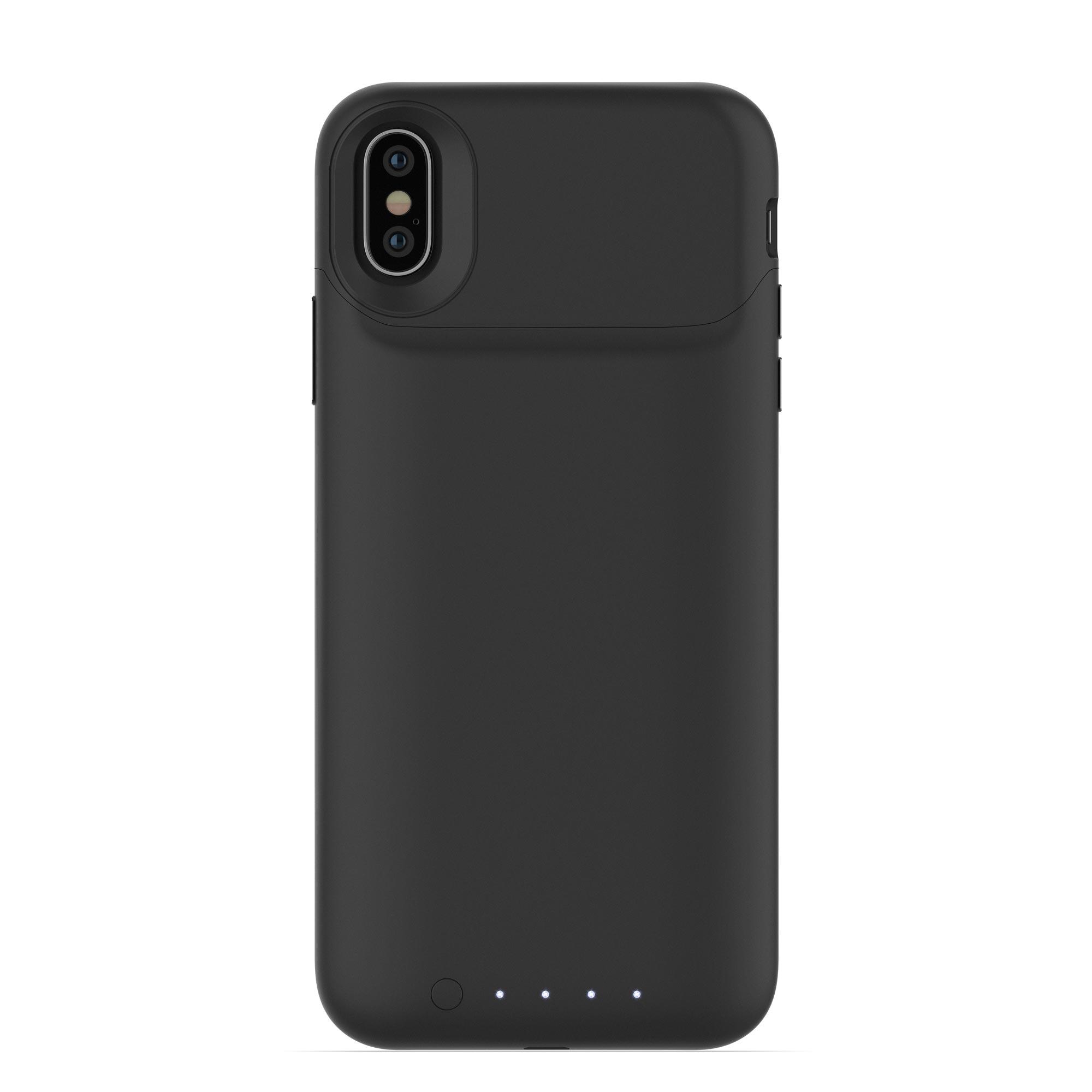 "ZAGG Juice Pack mobile phone case 14.7 cm (5.8"") Cover Black"