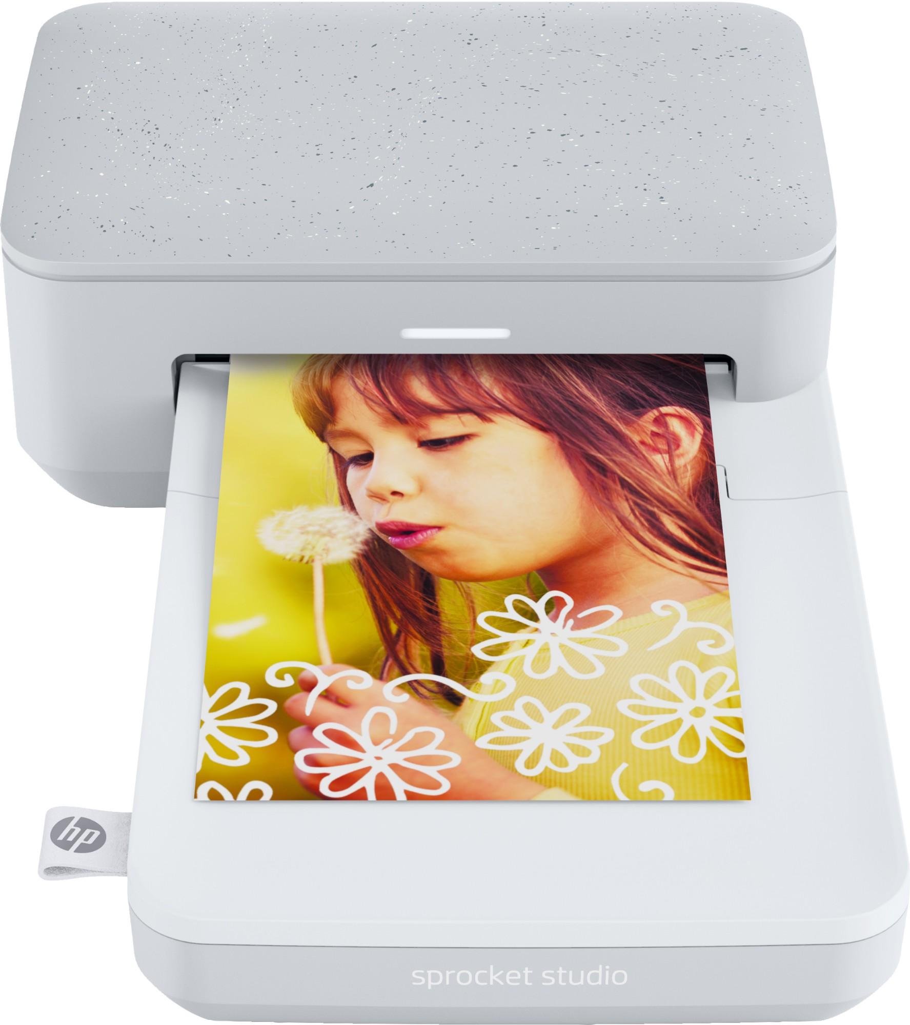 "HP Sprocket Studio photo printer Dye-sublimation 300 x 300 DPI 4"" x 6"" (10x15 cm)"
