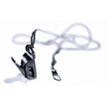 Spectralink 02319519 mobile phone hanger Black