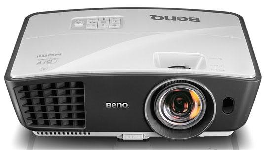 BenQ W770ST 3D Projector