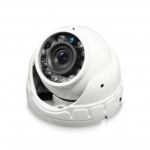 Swann PRO-1080FLD IP security camera Indoor & outdoor Dome White 1920 x 1080pixels