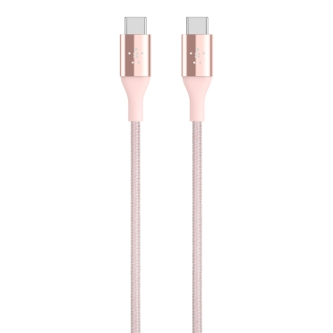 Belkin F2CU050BT04-C00 1.2m USB C USB C Male Male Pink USB cable