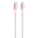 Belkin F2CU050BT04-C00 USB cable 1.2 m USB C Pink