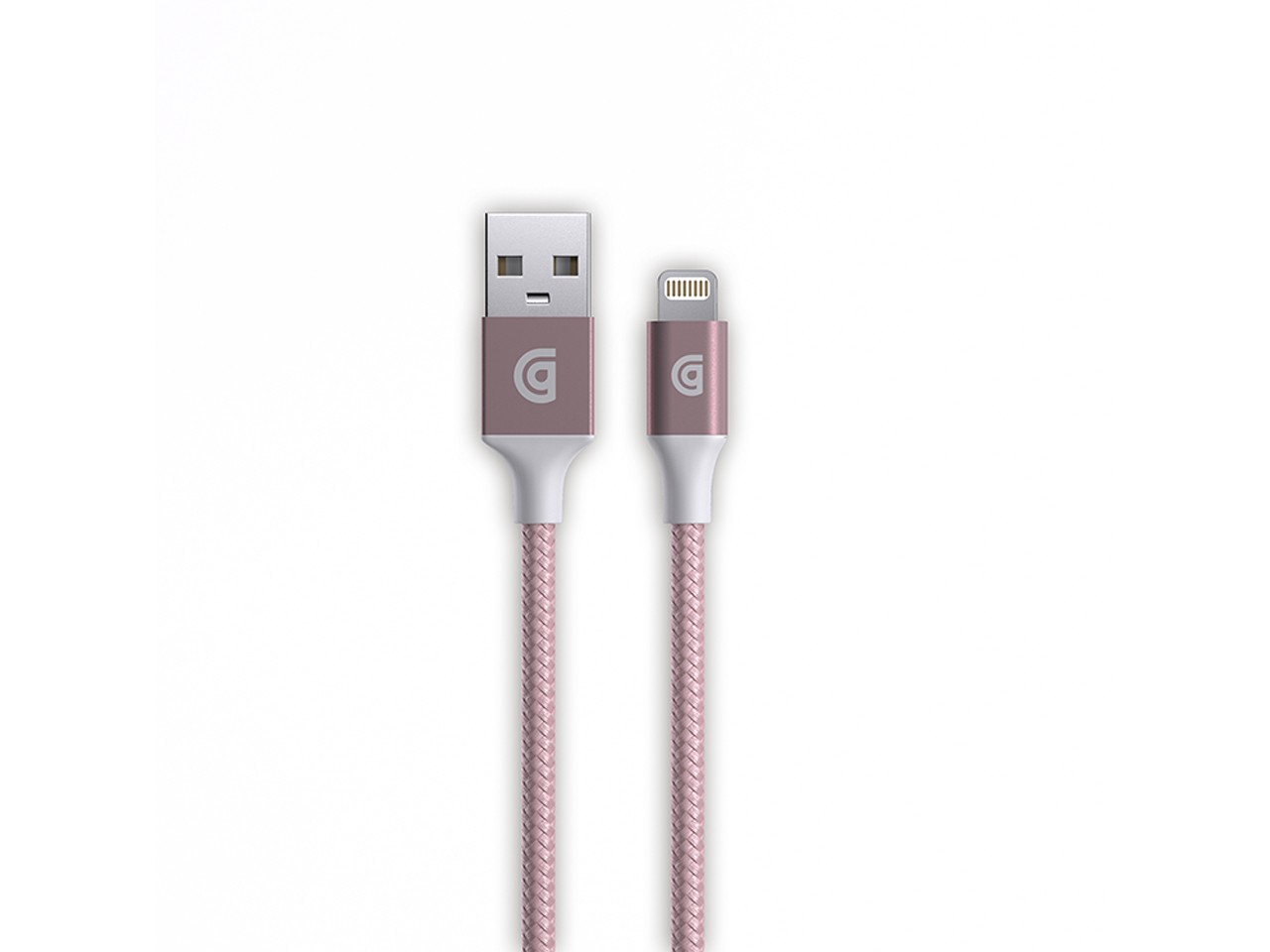 Griffin GC43439 3.05m USB A Lightning Rose Gold mobile phone cable
