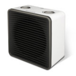 Honeywell HZ-220E Black,White 2000W electric space heater