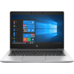 "HP EliteBook 830 G6 Zilver Notebook 33,8 cm (13.3"") 1920 x 1080 Pixels Intel® 8ste generatie Core™ i5 i5-8265U 8 GB DDR4-SDRAM 256 GB SSD"
