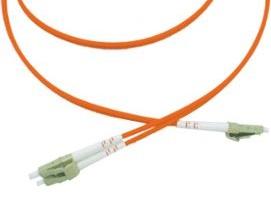 ProLabs OM3 LC-LC 7m 7m LC LC LSZH OM3 Orange fiber optic cable