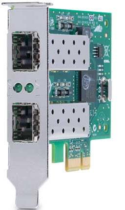 Pci-express Dual Port Adapter 2x 1g Sfp Slot